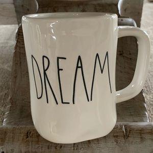 Rae Dunn DREAM Mug